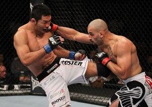 UFC 148: Philippou v Fukuda