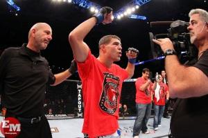 UFC 164: Couture v Iaquinta