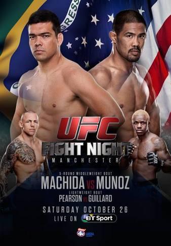 UFC Fight Night 30 | Iaquinta ...