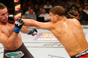 UFC Fight Night: Iaquinta v Damm