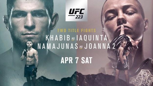 UFC223sign